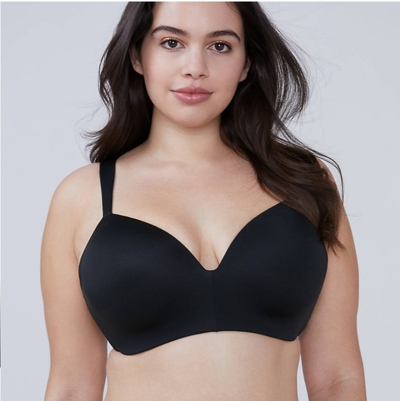Cacique Other - NWT Simply Wire Free T Shirt Bra 38F